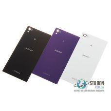 Задня кришка для Sony Xperia Z2 Black/White/Purple