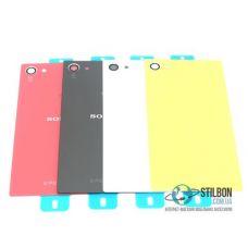 Задня кришка (панель) для Sony Z5 Compact Black/White/Yellow/Red