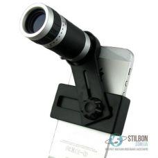 Смарт-Лінза 8x Telescope Zoom Lens об'єктив для мобільних телефонів