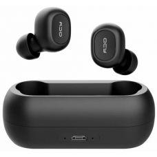 Безпровідні навушники QCY T1 TWS Bluetooth 5.0 black edition