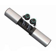 Безпровідні навушники Wi-pods S2 гарнітура Power Bank 1200mah Silver