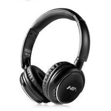 Навушники бездротові Bluetooth NEW NIA Q1 Black