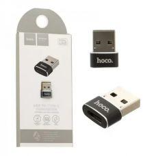 Перехідник HOCO UA6 USB to Type-C