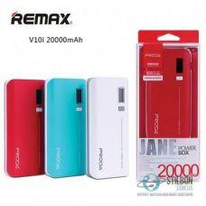 Power Bank Remax Proda Jane V10i 20000 mAh 74Wh