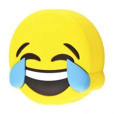 Зовнішній акумулятор PowerBank Emoji Face with Tears