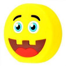 Зовнішній акумулятор PowerBank Emoji Face with Teeth