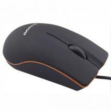 Провідна оптична комп'ютерна USB-мишка Lenovo Mouse M20-WW Black