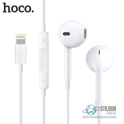 Навушники Hoco L7 Lightning for iPhone 7 8 X Plus Original Series Wireless 1e1759150f7d7